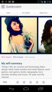 OkCupid Resimleri