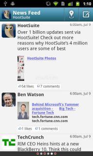 HootSuite Resimleri