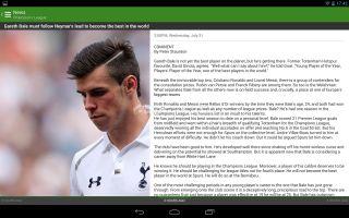 THE Football App Resimleri