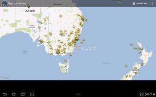 Flightradar24 Free Resimleri