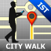 Istanbul Map and Walks Android