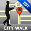 Android Istanbul Map and Walks Resim