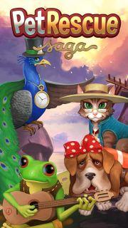 Pet Rescue Saga Resimleri