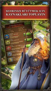Kingdoms of Camelot: Battle Resimleri