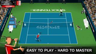 Stick Tennis Resimleri