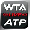 iPhone ve iPad ATP/WTA Live Resim
