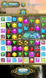 Android için Jewels Saga Ekran Görüntüleri