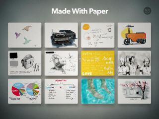 Paper by FiftyThree Resimleri