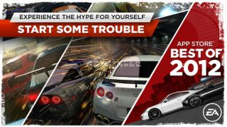 Need for Speed Most Wanted Resimleri