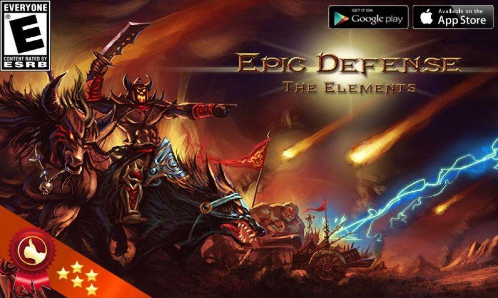 Epic Defence Epic Defense - борьба людей с орками. . Перед вами откроется