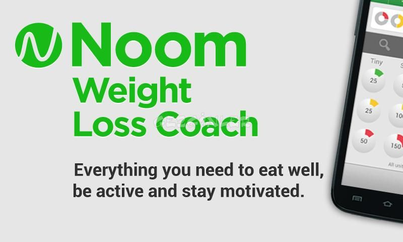 Noom weight loss coach iphone