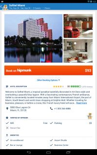 Hipmunk Flight & Hotel Search Resimleri