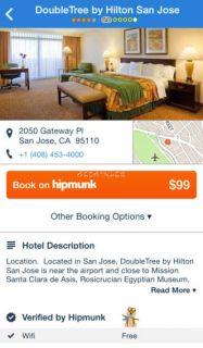 Hipmunk Flights & Hotels Resimleri