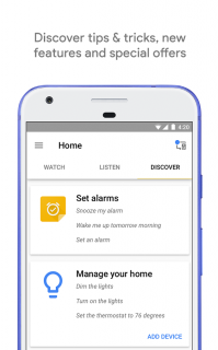 Google Home Resimleri
