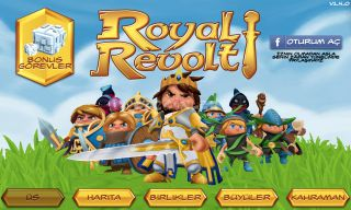 Royal Revolt! Resimleri