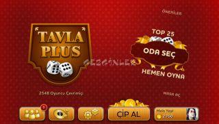 Tavla Plus! Resimleri