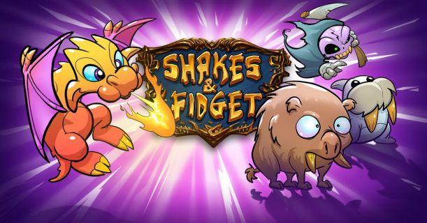 Shakes & Fidget Resimleri