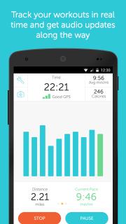 RunKeeper - GPS Track Run Walk Resimleri