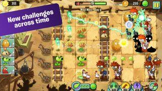 Plants vs zombies 2 2 5 1 iphone ve ipad