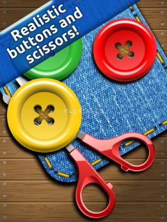 Buttons and Scissors Resimleri