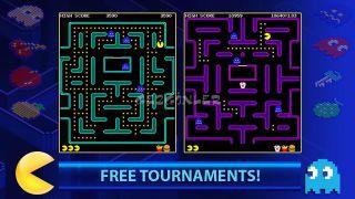 PAC-MAN +Tournaments Resimleri