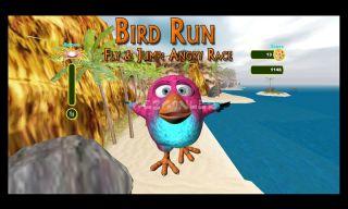 Bird Run, Fly&Jump: Angry Race Resimleri