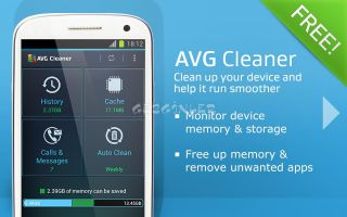 AVG Memory & Cache Cleaner Resimleri