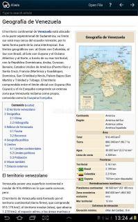 Kiwix (Offline Wikipedia) Resimleri
