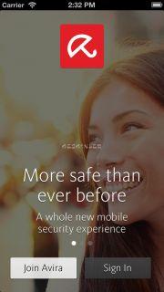 Avira Mobile Security Resimleri