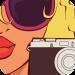 Retro kamera Android