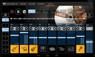 Music Maker Jam Resimleri