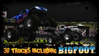 Monster Truck Destruction Resimleri
