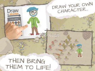 Draw a Stickman: EPIC HD Free Resimleri