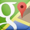 iPhone ve iPad Google Maps Resim
