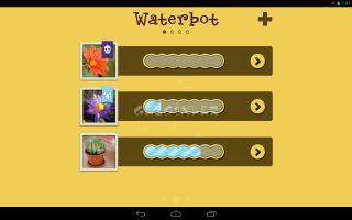 Waterbot: Bitki sulama Resimleri