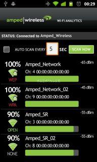 Wi-Fi Analytics Tool Resimleri