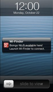 Boingo Wi-Finder Resimleri