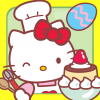 iPhone ve iPad Hello Kitty Cafe! Resim