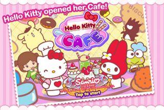Hello Kitty Cafe! Resimleri