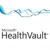iPhone ve iPad Microsoft HealthVault Resim