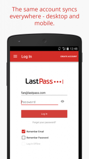 LastPass Free Password Manager Resimleri