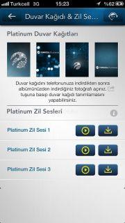 Turkcell Platinum Resimleri