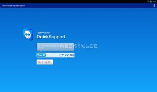 TeamViewer QuickSupport Resimleri