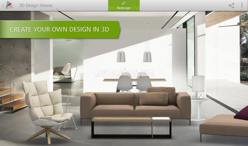 homestyler interior design ndir android gezginler mobil. Black Bedroom Furniture Sets. Home Design Ideas