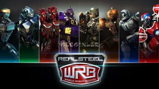 Real Steel World Robot Boxing Resimleri