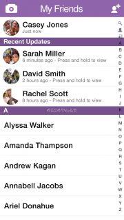 Snapchat Resimleri