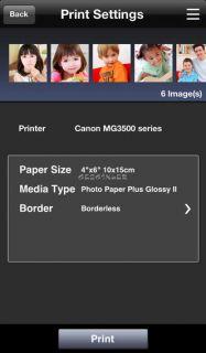 PIXMA Printing Solutions Resimleri