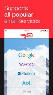 myMail - E-Posta Yöneticisi Resimleri