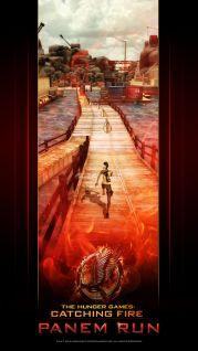 Hunger Games: Catching Fire - Panem Run Resimleri