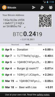 Bitcoin Wallet Resimleri
